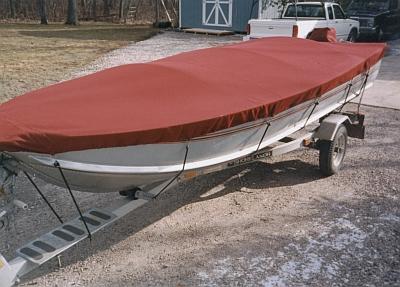 Bikini boat covers necessary